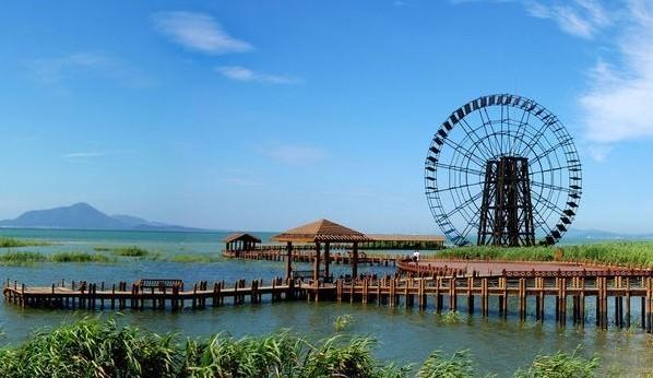 心灵绿洲的国家5a级风景区---【太湖